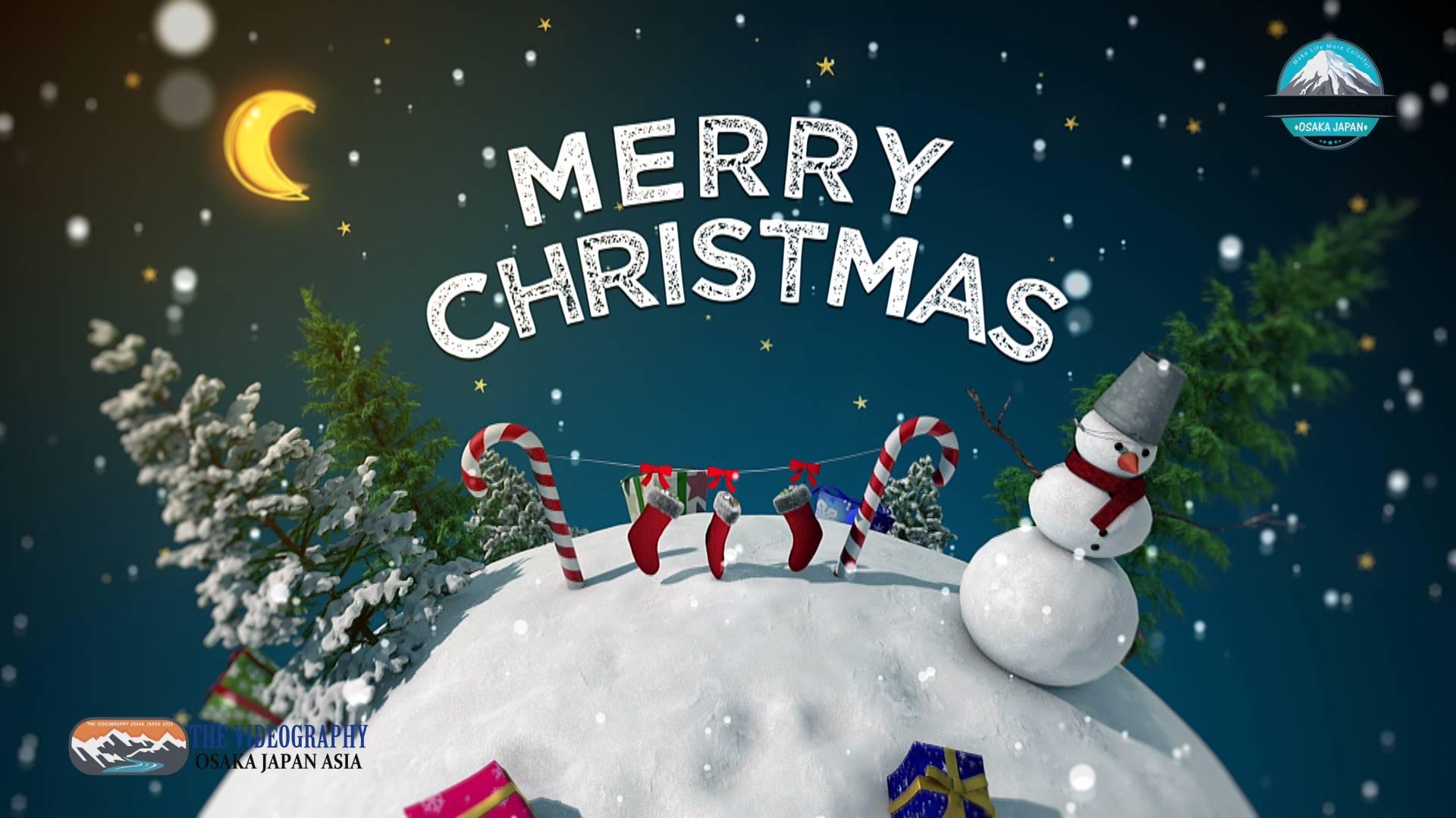 Merry Christmas! メリークリスマス! シーズン・プロモーションビデオ制作