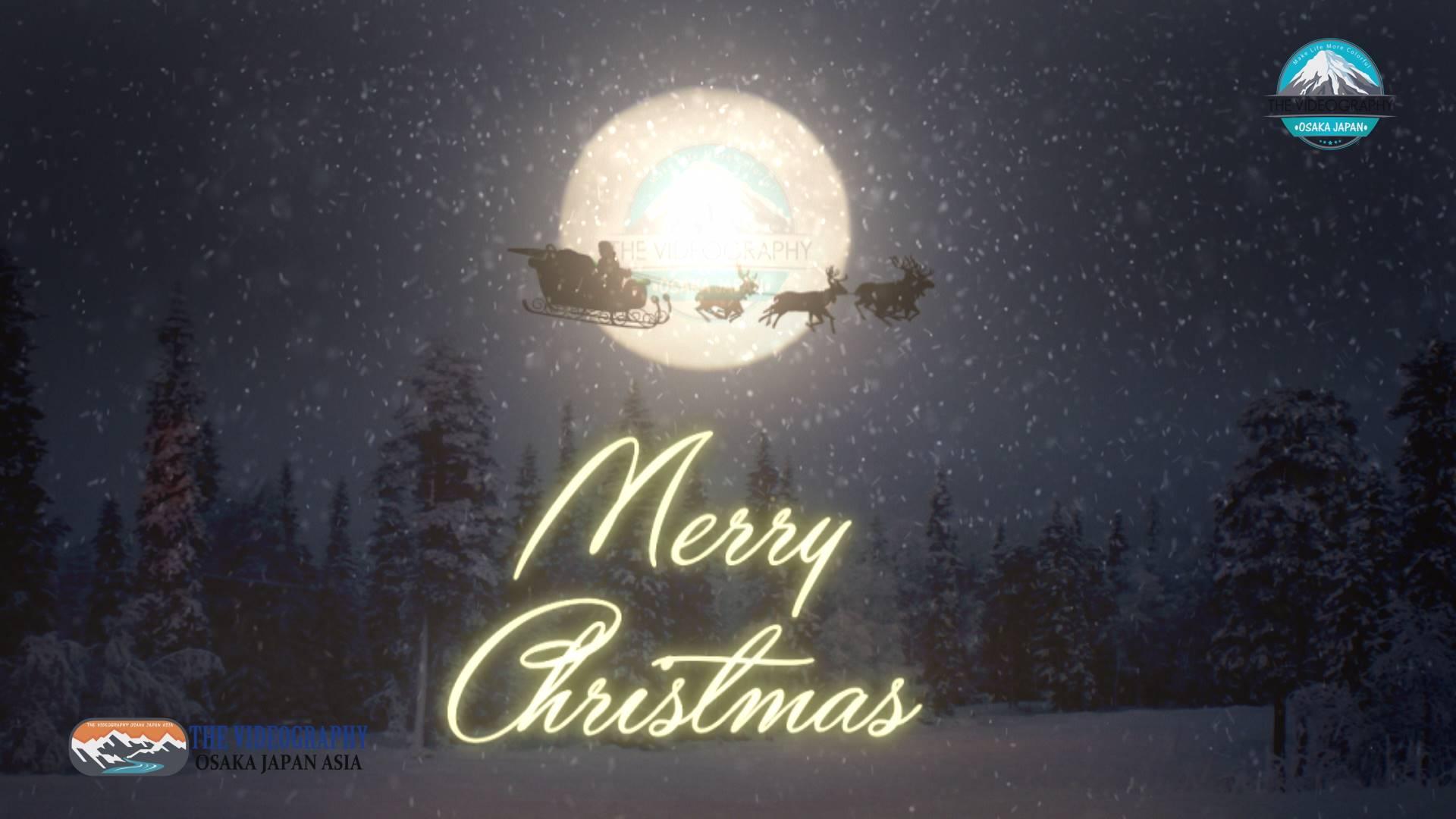 Happy Merry Christmas 2019・メリークリスマス プロモーションビデオ
